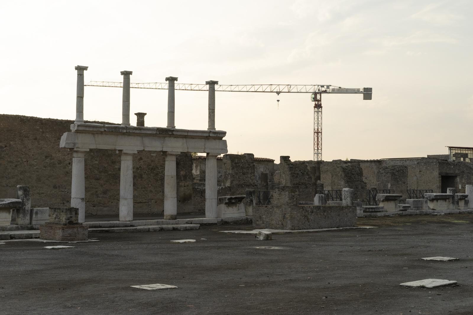 Pompei, 2021.